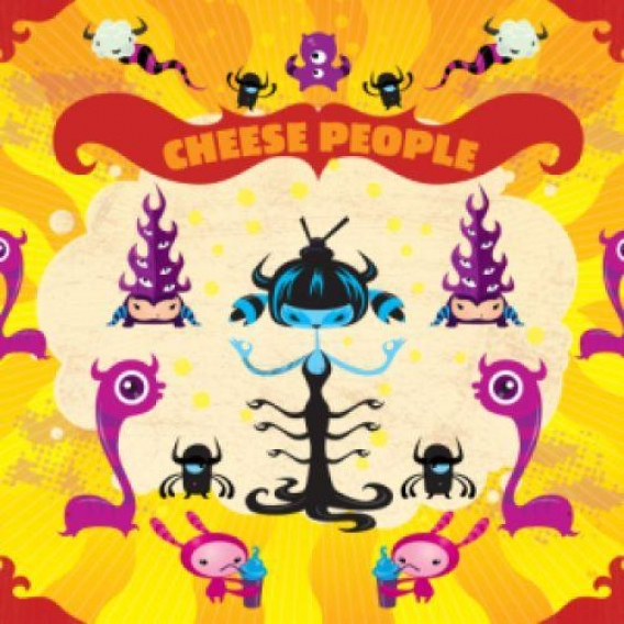 CHEESE PEOPLE // Cheese People (Снегири, 2008)