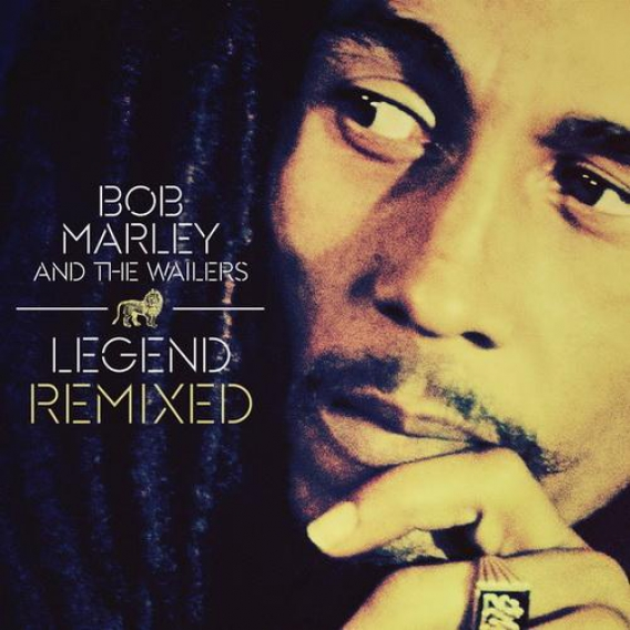 BOB MARLEY & THE WALLERS // Legend Remixed (Tuff Gong/UMGD, 2013)