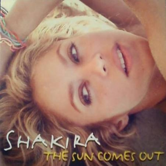 SHAKIRA // The sun comes out (Sony Music / Централ Партнёршип, 2010)