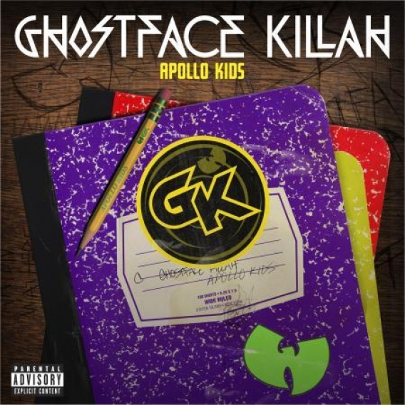 GHOSTFACE KILLAH // Apollo kids (Def Jam / Universal, 2010)