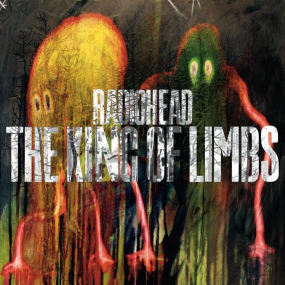 RADIOHEAD // The king of limbs (XL, 2011)