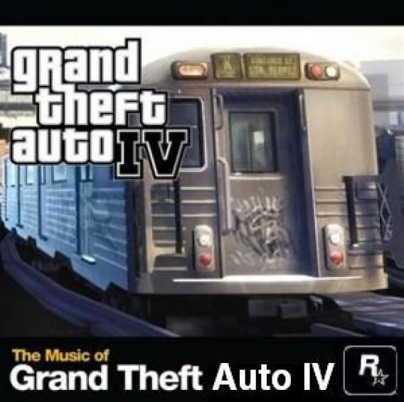OST «GRAND THEFT AUTO IV» (Rockstar Games, 2008)