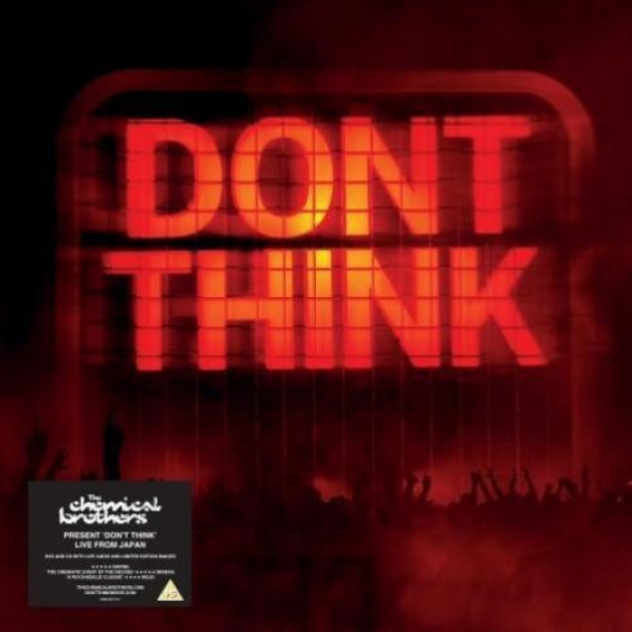 CHEMICAL BROTHERS // Don't think (Parlophone / EMI / Gala, 2012)